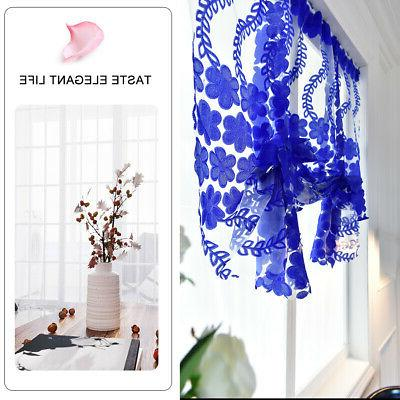 SPrinted Roman Curtains Shades Roman Curtain Window Kitchen