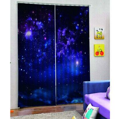 Starry Curtain Waterproof Thermal f/
