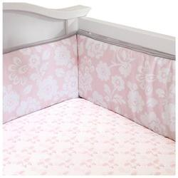Lambs & Ivy Swan Lake 4 Piece Crib Bumper
