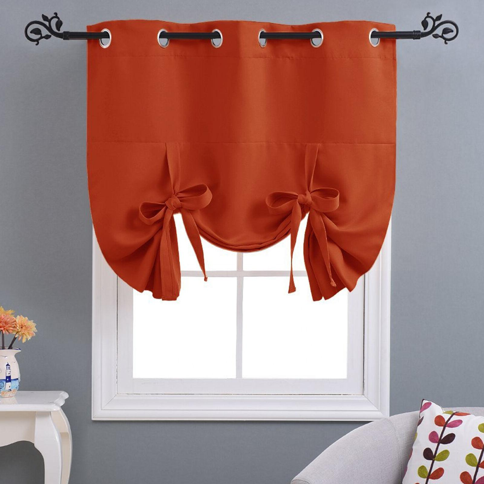 Thermal Curtains Up Insulated Short Grommet