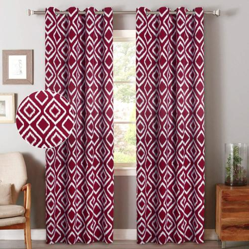 Flamingo P Thermal Insulated Blackout Curtains Nursery & Inf