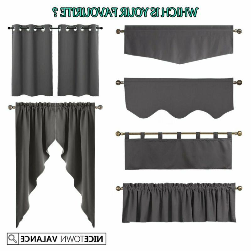 NICETOWN Curtains Home Decoration Energy Efficient G