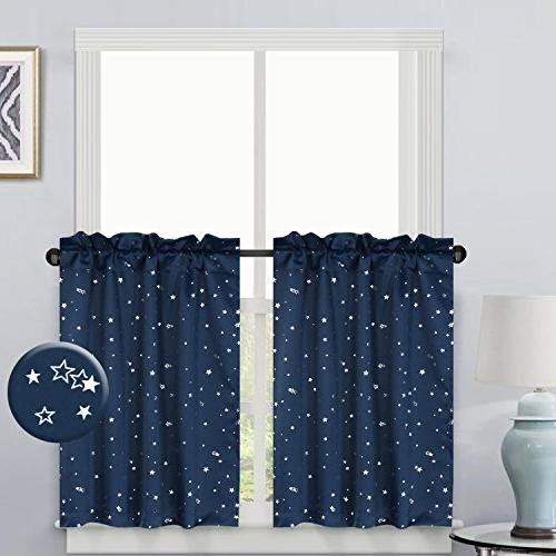 thermal insulated light reducing curtain