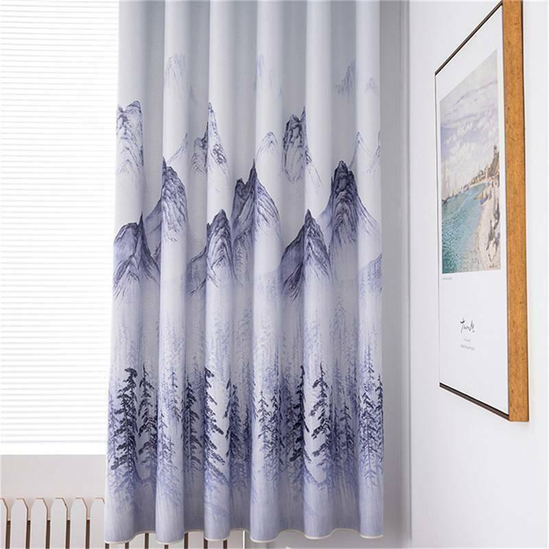 Thick Striped Curtains Curtains