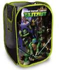 Tmnt Hamper Ninja Turtle Pop Up Clothes Laundry Baskets Boys