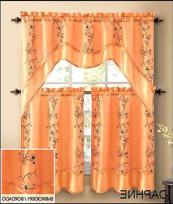 VCNY Curtain - Assorted Colors