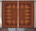 Vintage Lacy Persian Arabic Pattern on Palace Carpet Image C