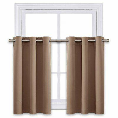 Window Treatment Valances Thermal Insulated NICETOWN Quality