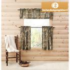 Set of 2 RealTree Xtra Camo Curtain Panels Tiers Sets Valanc