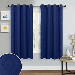 NICETOWN Living Room Blackout curtain - Thermal Insulated Da