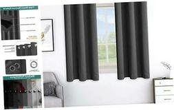 LORDTEX Blackout Curtains for Bedroom -Thermal Insulated Cur
