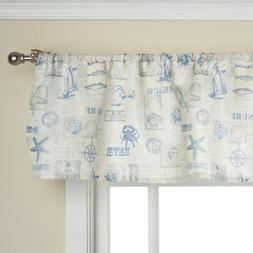 Lorraine By the Sea Nautical Valance