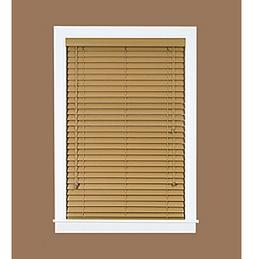 Achim Madera Falsa Faux Wood Plantation Blind