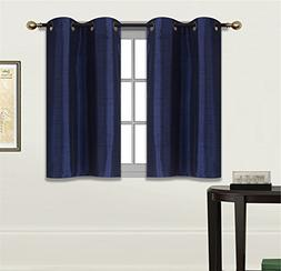 Midwest Window Treatment Collection N25 1PC Small Panel Half