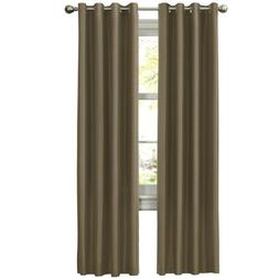 Maytex Mills Wesley Thermal Window Curtain, 52 by 84-Inch, G