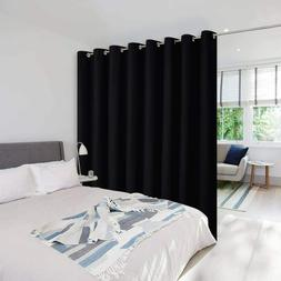 NICETOWN Room Separator Curtains Screens Partitions, Utter B
