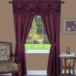 Achim Panache 5 Piece Curtain Set