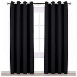 NICETOWN Patio Blackout Curtain Shades - Summer Home Decorat
