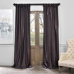 Half Price Drapes PDCH-KBS26-96 Vintage Textured Faux Dupion