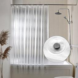 peva bathroom shower curtain