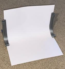 Photography Backdrop White Background Sweep Stand Kit For Pa