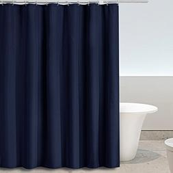 Eforgift Polyester Shower Curtain Waterproof and Mold Resist