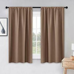 PONY DANCE Kitchen Curtains Short - Thermal Insulated