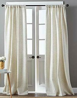 CHF Positano Rod Pocket Curtain Panel