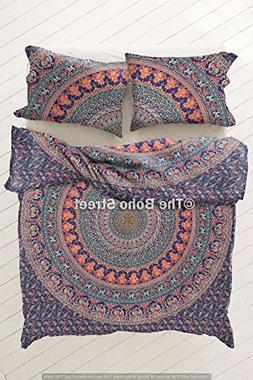 The Boho Street New Exclusive Range of Queen Size 100% Cotto