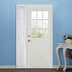 RHF Sidelight panel curtains - 30W by 72L Inches - Side ligh