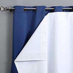 RHF Thermal Insulated Blackout Curtain Liner-Blackout curtai