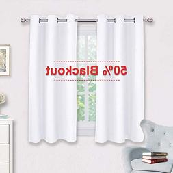 NICETOWN Draperies Curtains Panels, Blocking Out 50% Sunligh