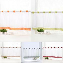 Soft Sheer Tier Curtains Kitchen Tiers Sheer Cafe Curtains S