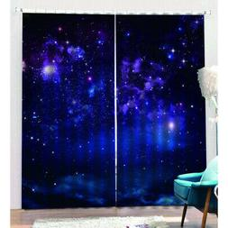 starry sky blackout curtain waterproof thermal insulated