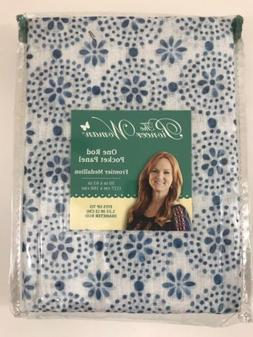 The Pioneer Woman Frontier Medallion One Rod Pocket Curtain