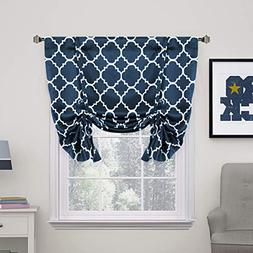 H.VERSAILTEX Thermal Insulated Blackout Curtain - Tie Up Bal