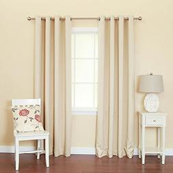 Best Home Fashion Thermal Insulated Blackout Curtains - Stai
