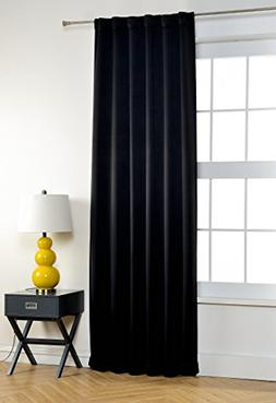 Mysky Home Thermal Insulated Blackout Curtains for Office Ro