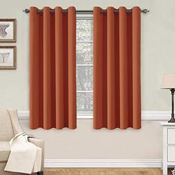 H.VERSAILTEX Thermal Insulated Blackout Shades Formaldehyde-