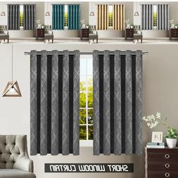 thermal insulated blackout small window pencil pleat