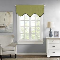 thermal insulated curtain valances