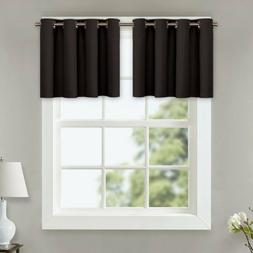 NICETOWN Thermal Insulated Kitchen Curtains - Home Decoratio