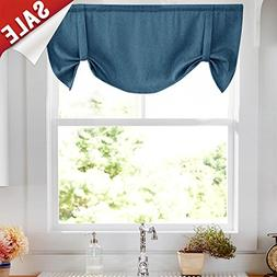 Tie-up Valances for Windows Tie Up Valances for Kitchen Wind
