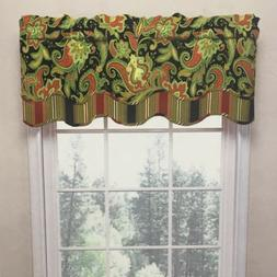 Waverly Traditions Curtain Valance 52 x 16 Rustic Retreat Cr