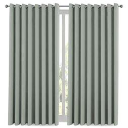 H.VERSAILTEX Ultra Blackout Wider Curtain, Extra Long and Wi