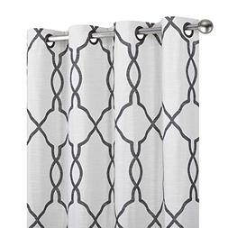 Regal Home Collections 2 Pack Ultra Luxurious Woven Jacquard