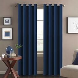 Ultra Soft Premier Blackout Curtain for Living Room Extra Lo