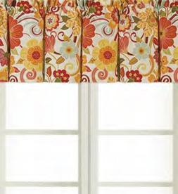 15.5x72 Valance, Giselle by C&F by C&F