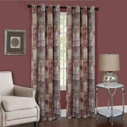 Achim Home Furnishings Vogue Grommet Window Curtain Panel, 5