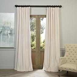 Half Price Drapes VPCH-120601-84 Signature Blackout Velvet C